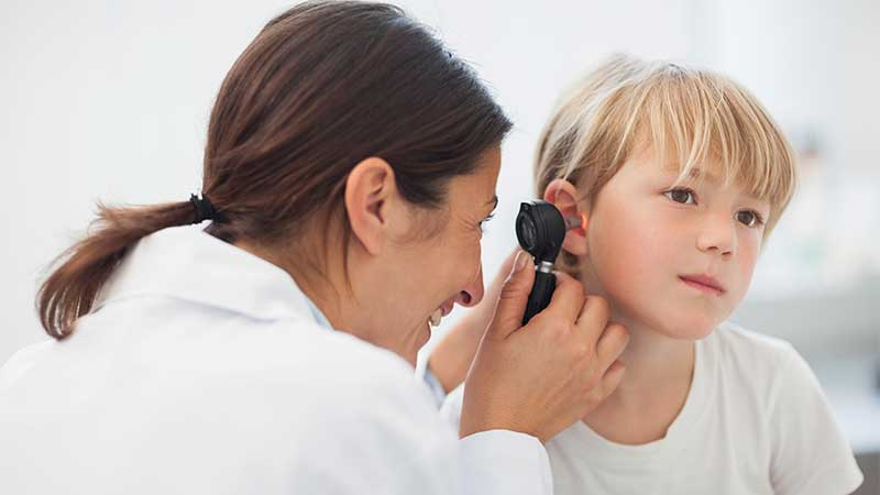 Ear Infection Treatment in Salinas