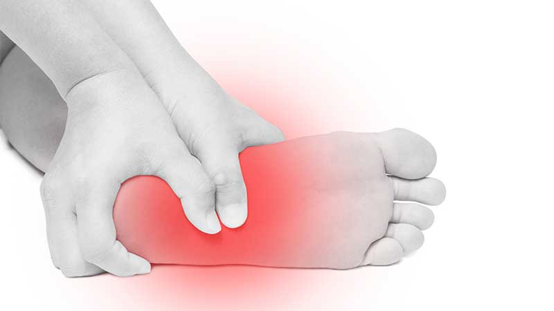Plantar Fasciitis Treatment in Salinas