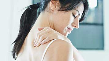 Upper Back & Neck Pain Treatment Salinas